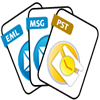 Save OST in PST, MSG and EML