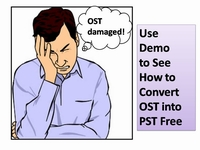 Is your OST file damaged?